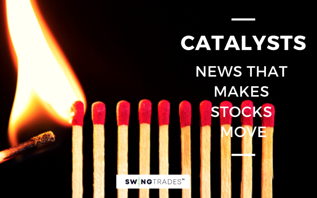 Catalysts: News That Makes Stocks Move