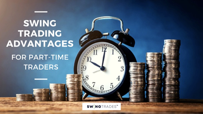 How to Use Swing Trading as a Part-Time Job